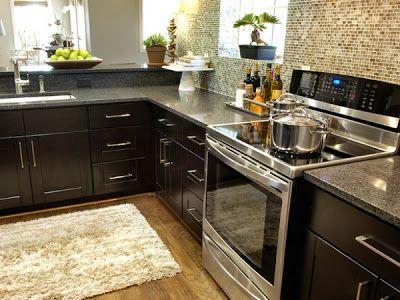 Decoración Minimalista y Contemporánea Diseños de cocinas elegantes - cocinas elegantes