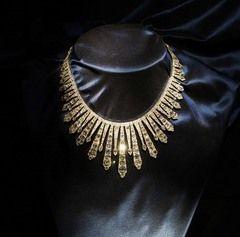 The Royal Order of Sartorial Splendor: Tiara Thursday: Charlotte's Fringe Tiara (Monaco)