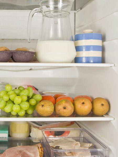 Keine Zeit zum Frühstücken? Die Ausrede zählt nicht mehr, denn dein Kühlschrank macht dir über Nacht ein leckeres Frühstück aus