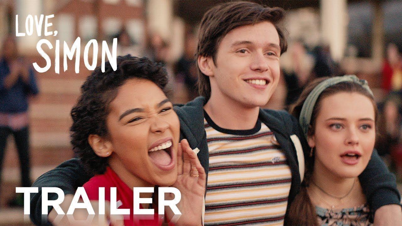 Love, Simon Official Trailer 2 2018 YouTube Love
