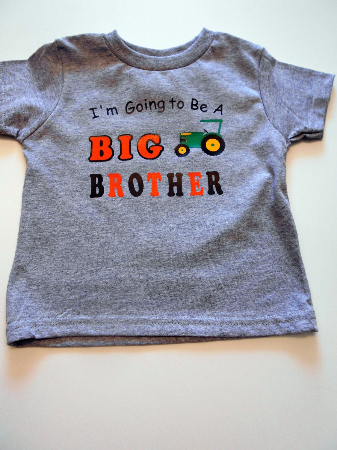 Big Brother T-Shirt-Shirt for Boys-I'm going to be a big brother pregnancy announcement - pinned by pin4etsy.com
