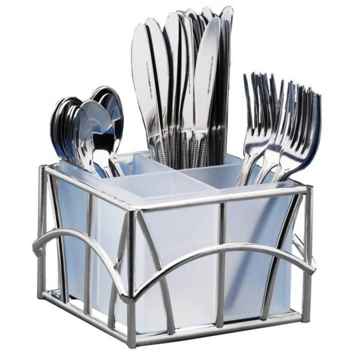 10 Cutlery Holder Ideas For The Kitchen
