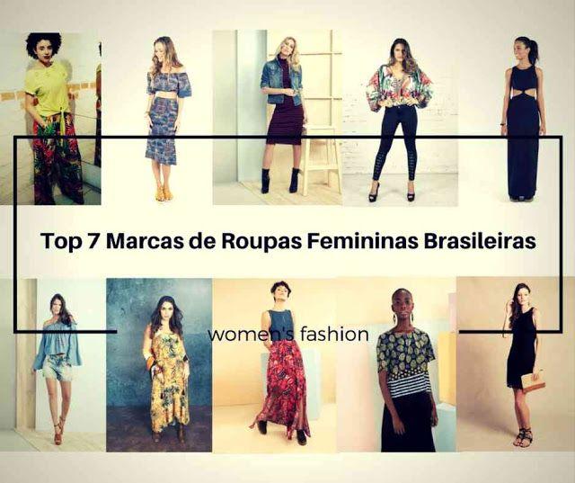 61a86c3815a72 Top 7 Marcas de Roupas Femininas Brasileiras