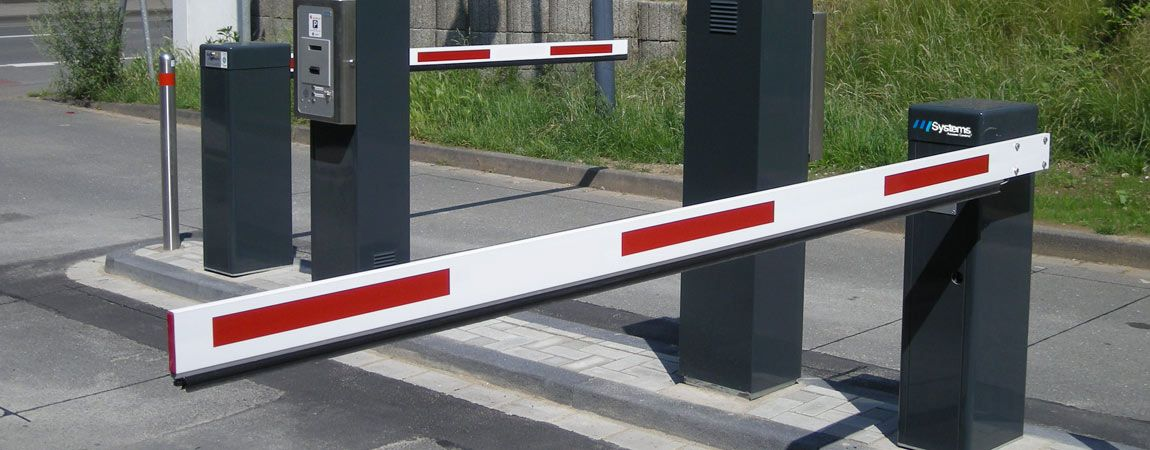 my-systems einfahren www.my-systems-schranke.de #schranke ...