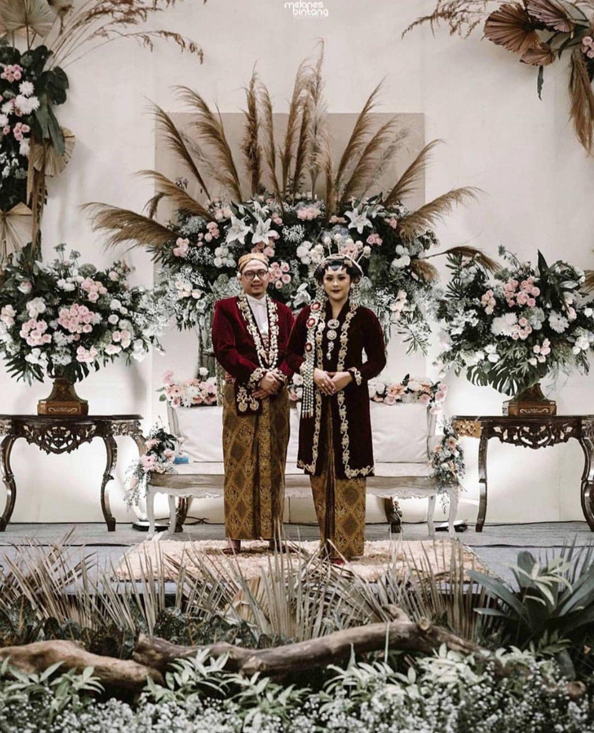 Dekorasi Pernikahan Dirumah Laki Laki