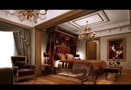 Fotos de casas de lujo decoraci n de casas for Decoracion de casas antiguas