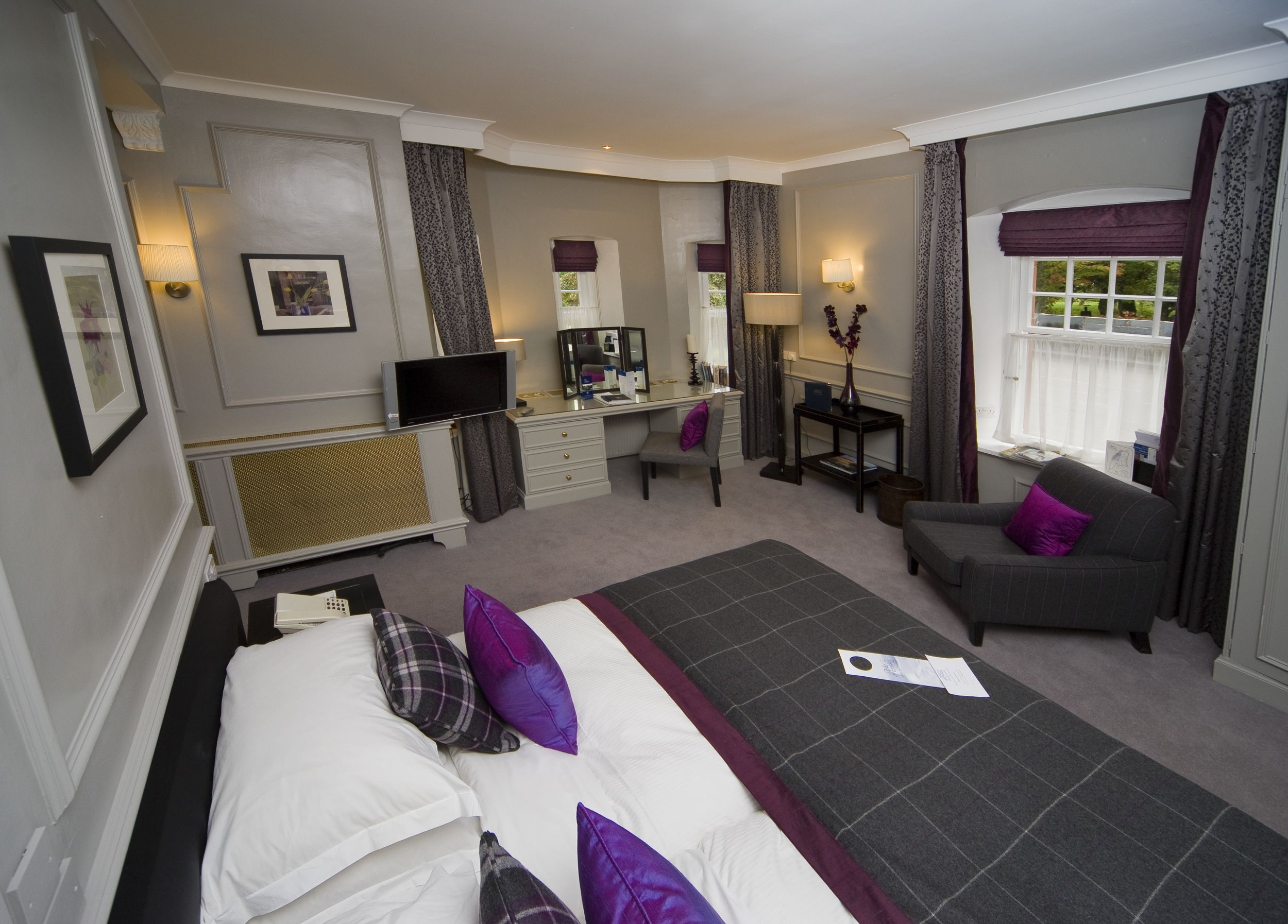 One of our lovely bedrooms in the main house http www eriska