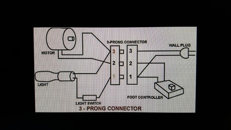 101 singer simple wiring diagram   diagram, crossword puzzle, sewing machine  pinterest