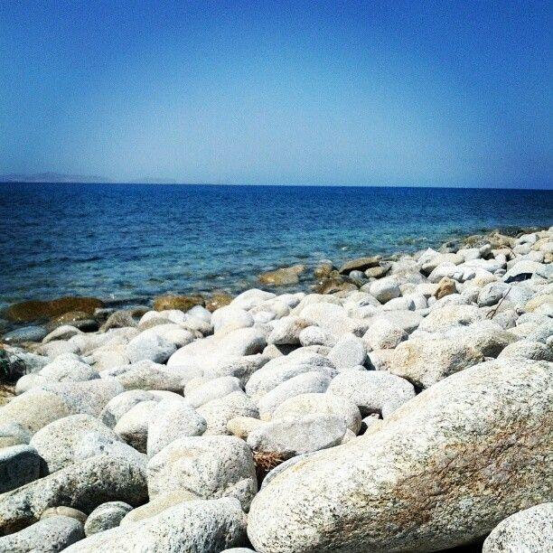 O eterno dilema branco x azul de Mykonos (Grécia)