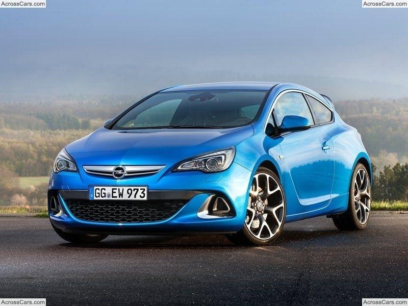 Opel Astra Opc 2013 Voiture
