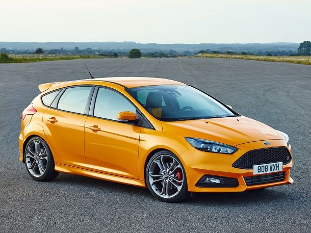2015 Ford Focus St Ford Focus New Ford Focus Ford Motorsport