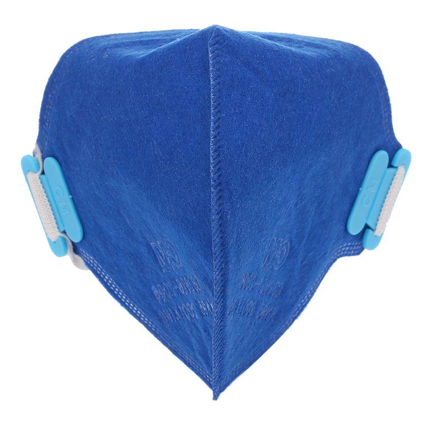 masque jetable masque bleu