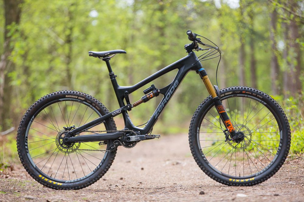 Zerode Taniwha 2017 First Ride With Images Mountian Bike