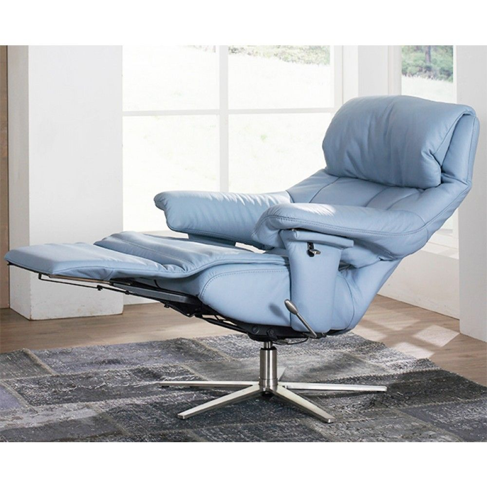 Cool Himolla Zerostress Dekoration Von Fantasia Integrated Recliner Chair - 8501-36s