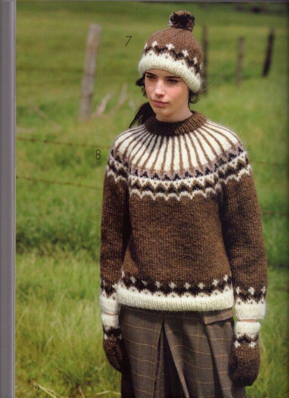 """Photo of Foto uit album """"модели вязания  NV80300 LKS 2012–2013 Herfst & Winter"""" op Yand…"""