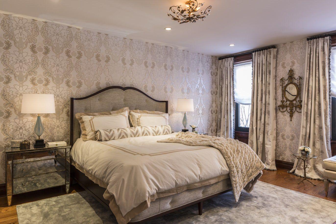 Master Bedroom Historic Brooklyn Townhouse New york