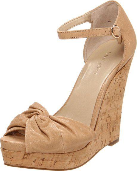 Nine West Womens Letitgo Wedge Sandal $89