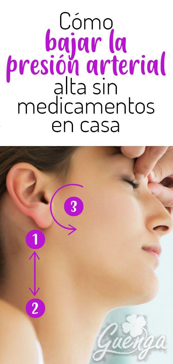 Medicina para la congestión nasal presión arterial alta
