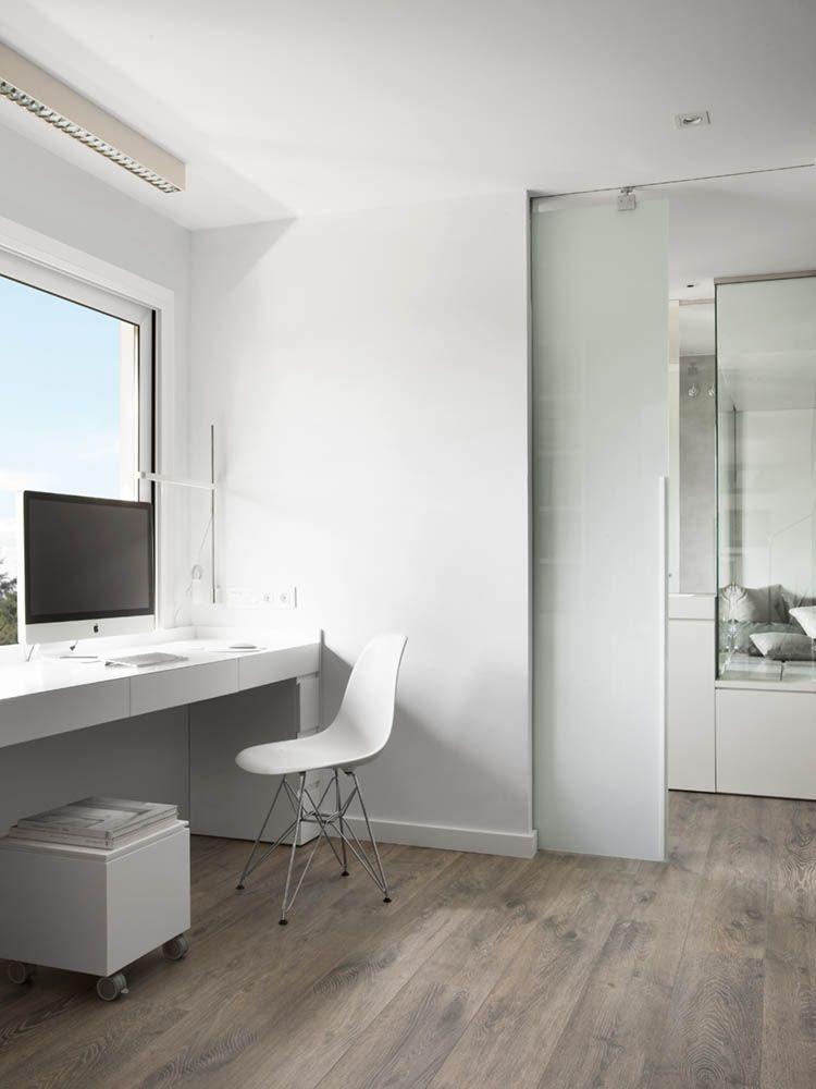 loft wohnung buhne gestalterische kreativitat, trendige moderne wohnung interieur im minimalistischen design #möbel, Design ideen