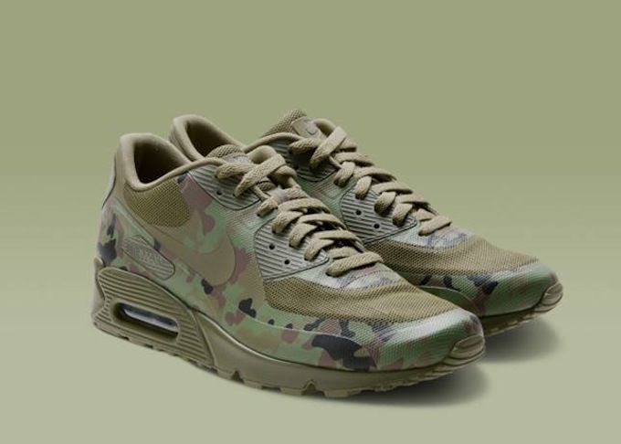 nike air max 90 camouflage
