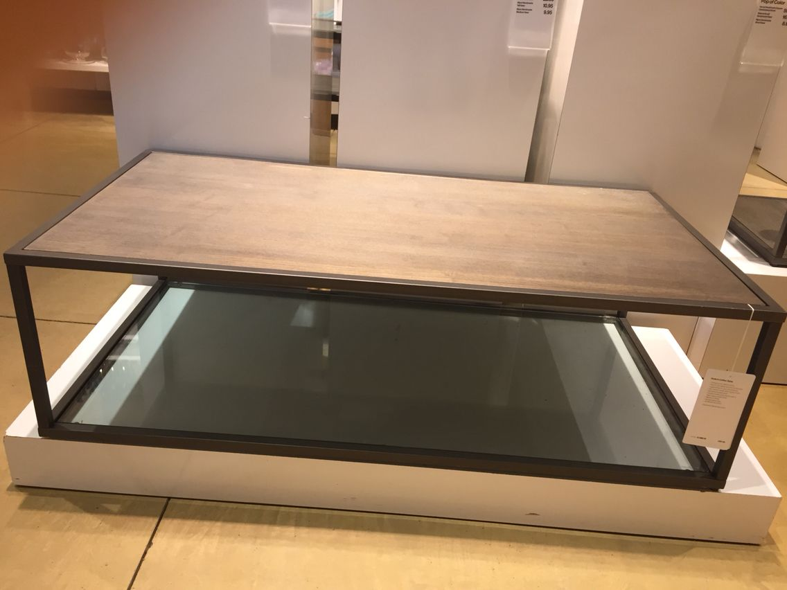 Crate Barrel Switch Coffee Table Can Switch Wood Glass Depending On Look You Want 299 Wood Glass Furniture Coffee Table [ 852 x 1136 Pixel ]