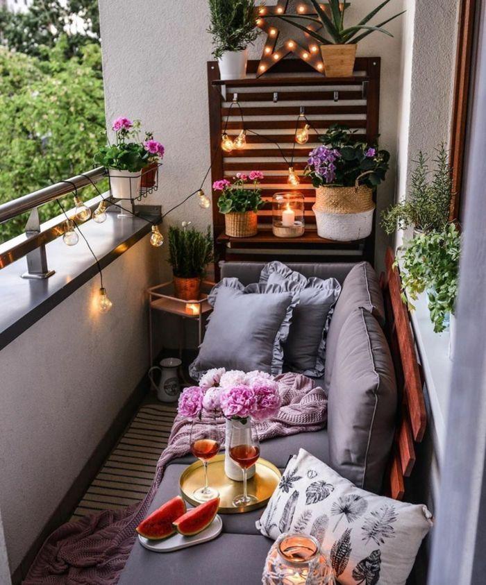 Ikea Balkonmöbel Set 2021