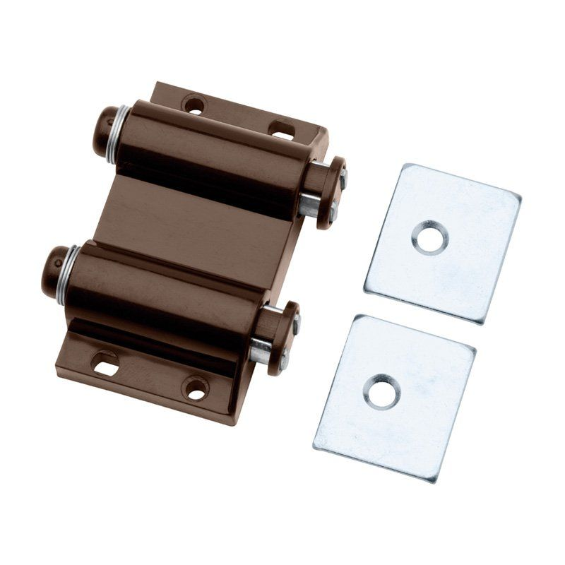 Liberty Hardware Double Touch Magnetic Latch Set Of 2 Libe533