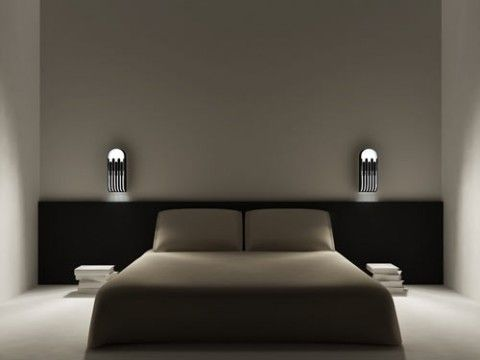 bedroom-wall-lamps-with-cords.jpg (480×360) | Decor, design ...