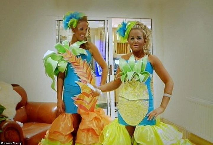 Fat Gypsy Wedding Fancy Dress Anyone