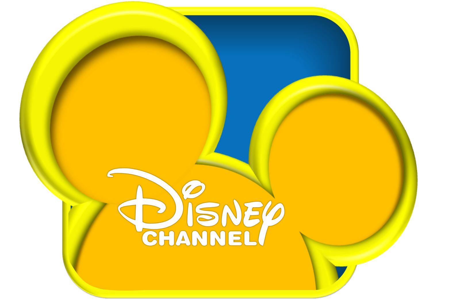 Logo It S On Amarillo Png 1600 1044 Disney Channel Disney Logos