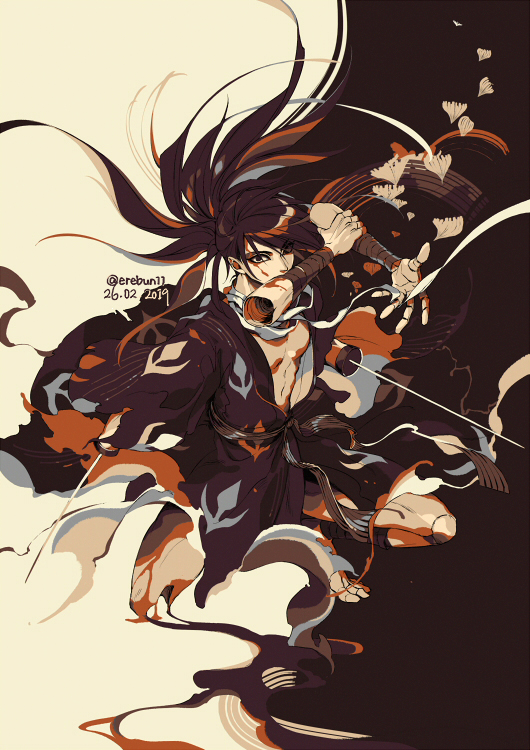 Pin by Xuânˆˆ on Hyakkimaru Character art, Anime, Manga