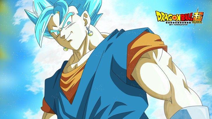 Vegito Super Saiyan Blue Dragon Ball Super Wallpaper
