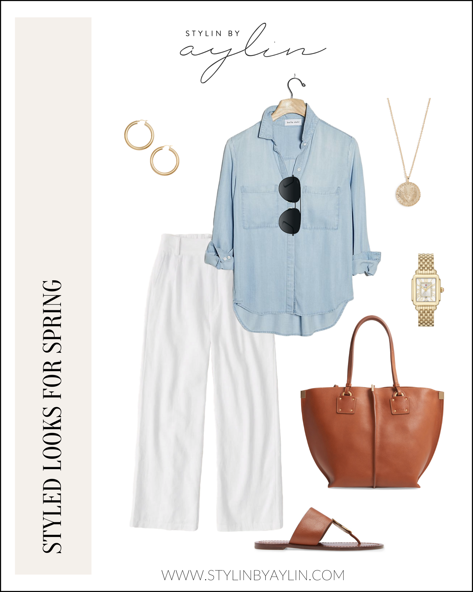 STYLED LOOKS FOR SPRING  Summer work outfits, Trendy swimsuits