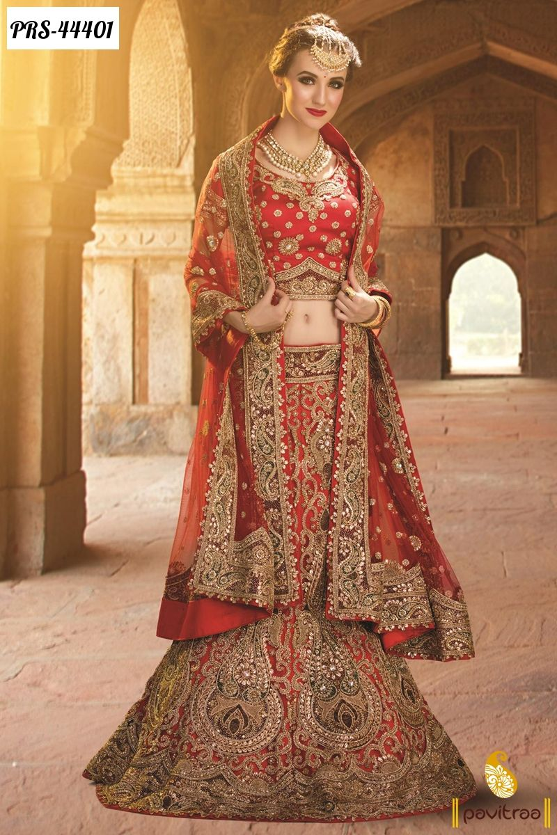 8150e115916 Wedding Bridal Indian Lehenga Cholis Online Shopping With Discount Offer  Deal Prices and COD and Free Shipping at Pavitraa Fashion Surat India