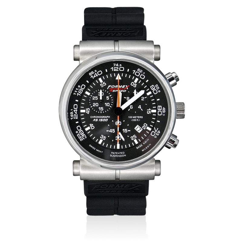 Formex 4 Speed air Formex watches represent a perfect