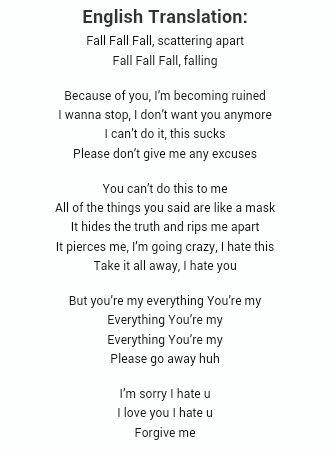The lyrics are so sad. | BTS I Need U | Bts | Pinterest | Sad, BTS ...