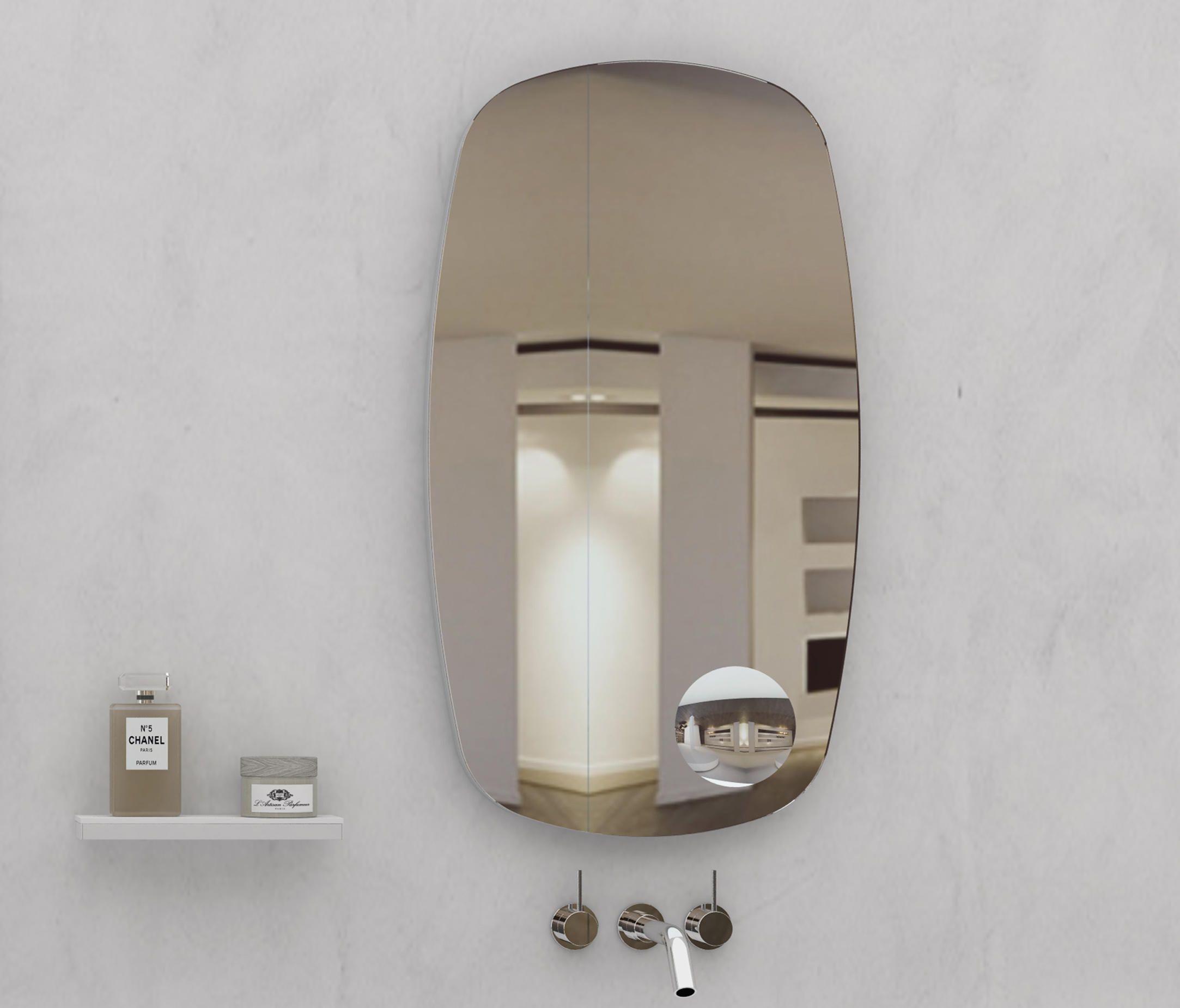 Specchi da parete elegante specchio da parete silver specchiera intagliato a manox provenzale - Specchi rotondi da parete ...