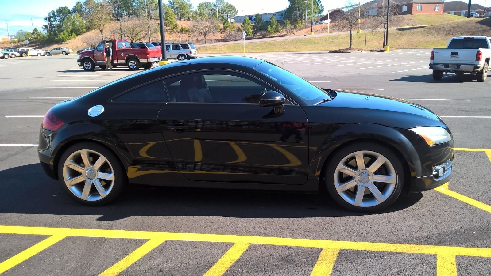 Car Brand Auctioned Audi Tt Quattro Premium 2008 Model 3 2 Dsg