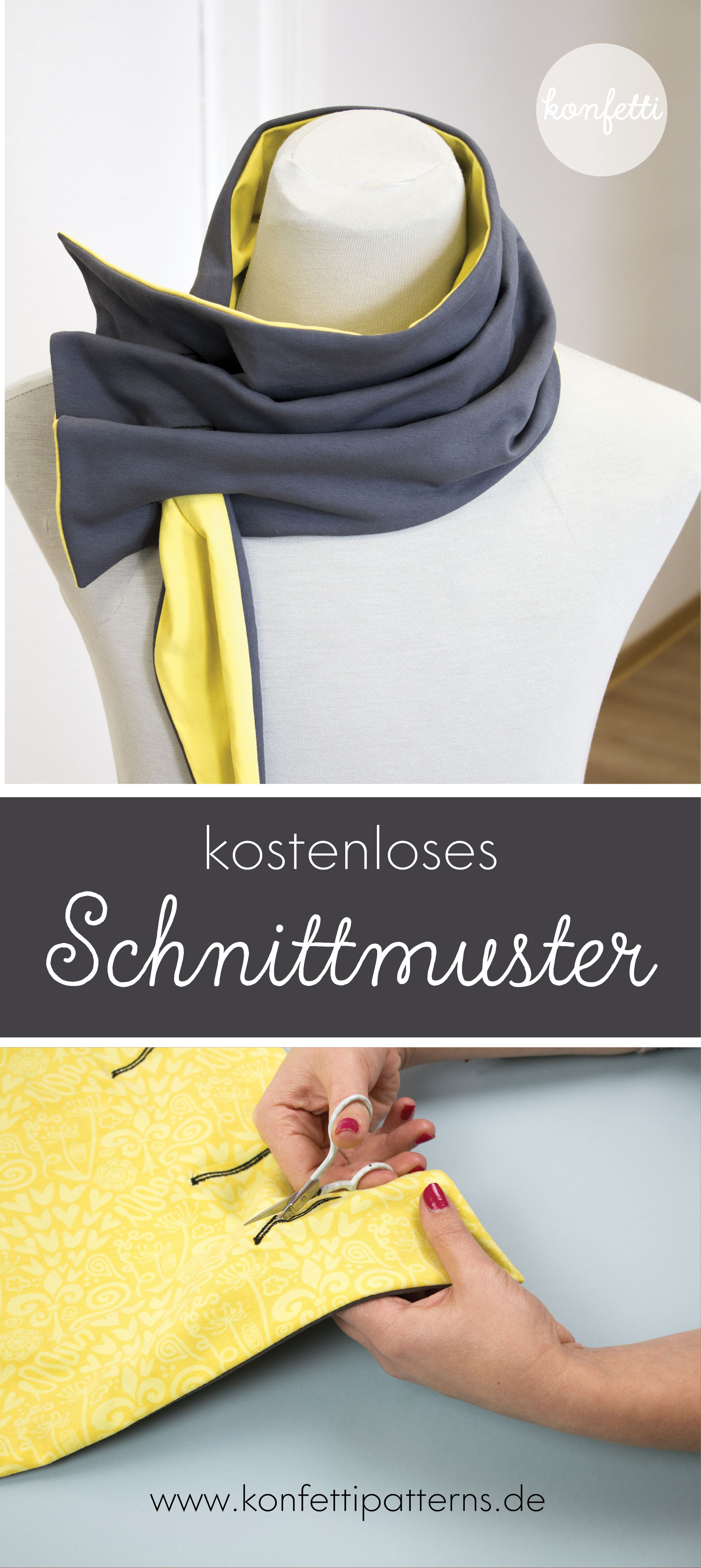 Photo of freies Schnittmuster – Freebook