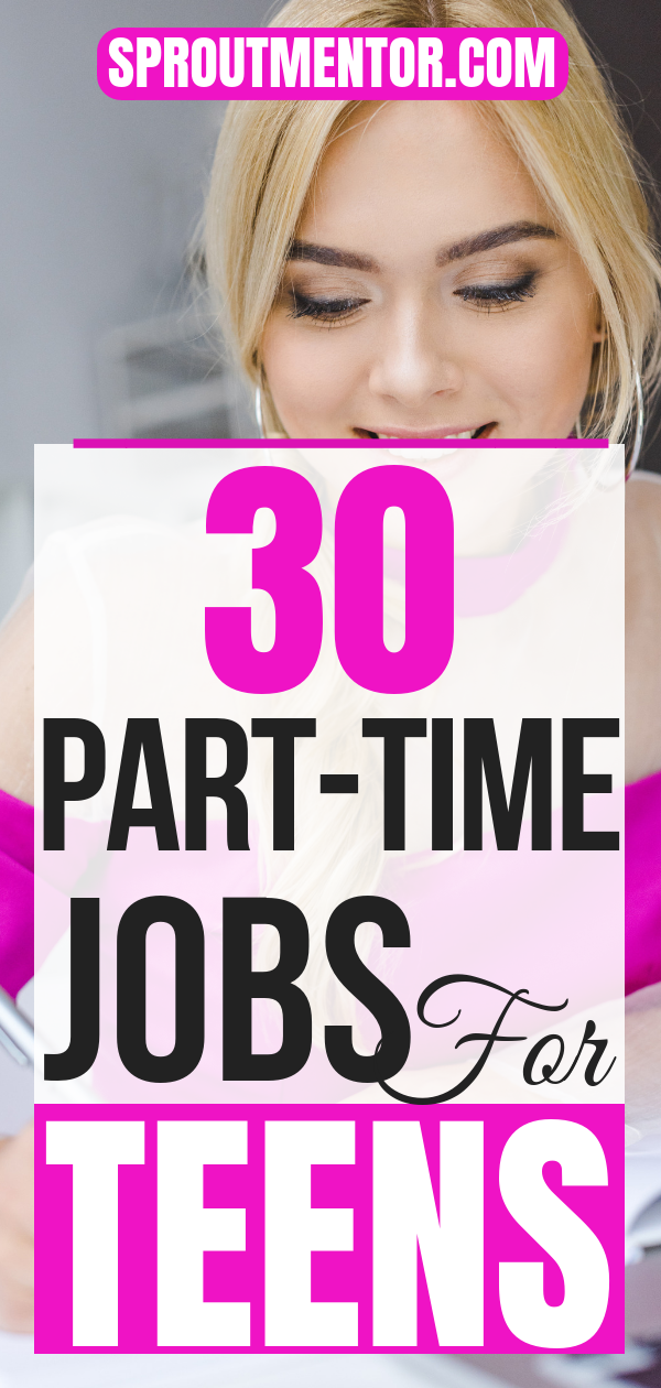 Parttime Jobs For Teenagers: 31 Part Time Online Jobs From Teens Near Me
