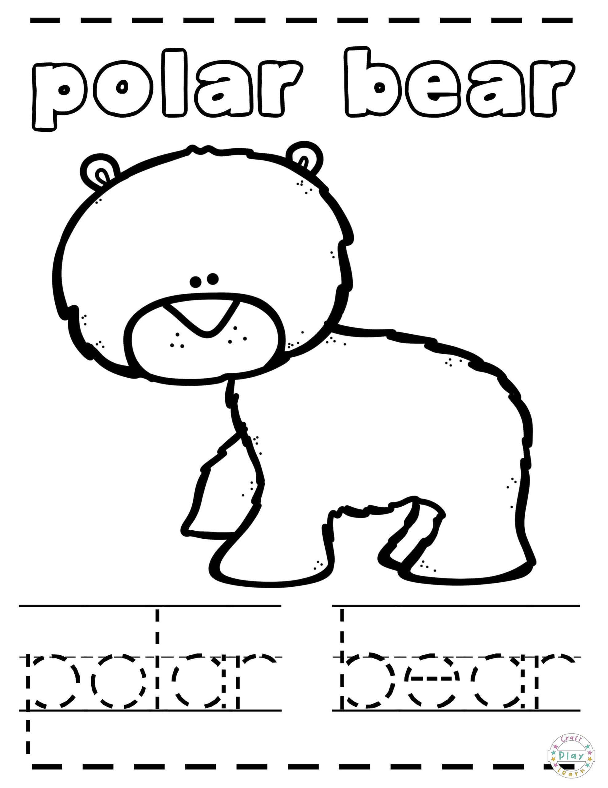 Arctic Coloring Pages For Kids Craft Play Learn In 2020 Preschool Coloring Pages Coloring Pages For Kids Animal Worksheets [ 2560 x 1978 Pixel ]