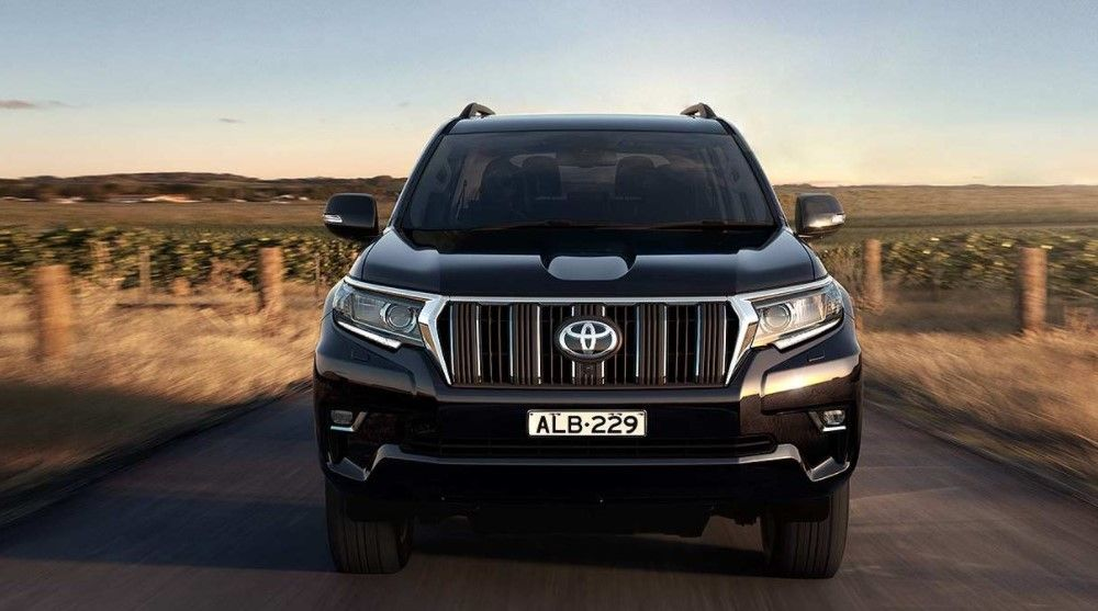 Toyota Land Cruiser 2020 New Concept Toyota Land Cruiser Toyota Land Cruiser Prado Land Cruiser
