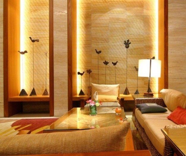 Arredare un salotto lungo e stretto soggiorno luminoso
