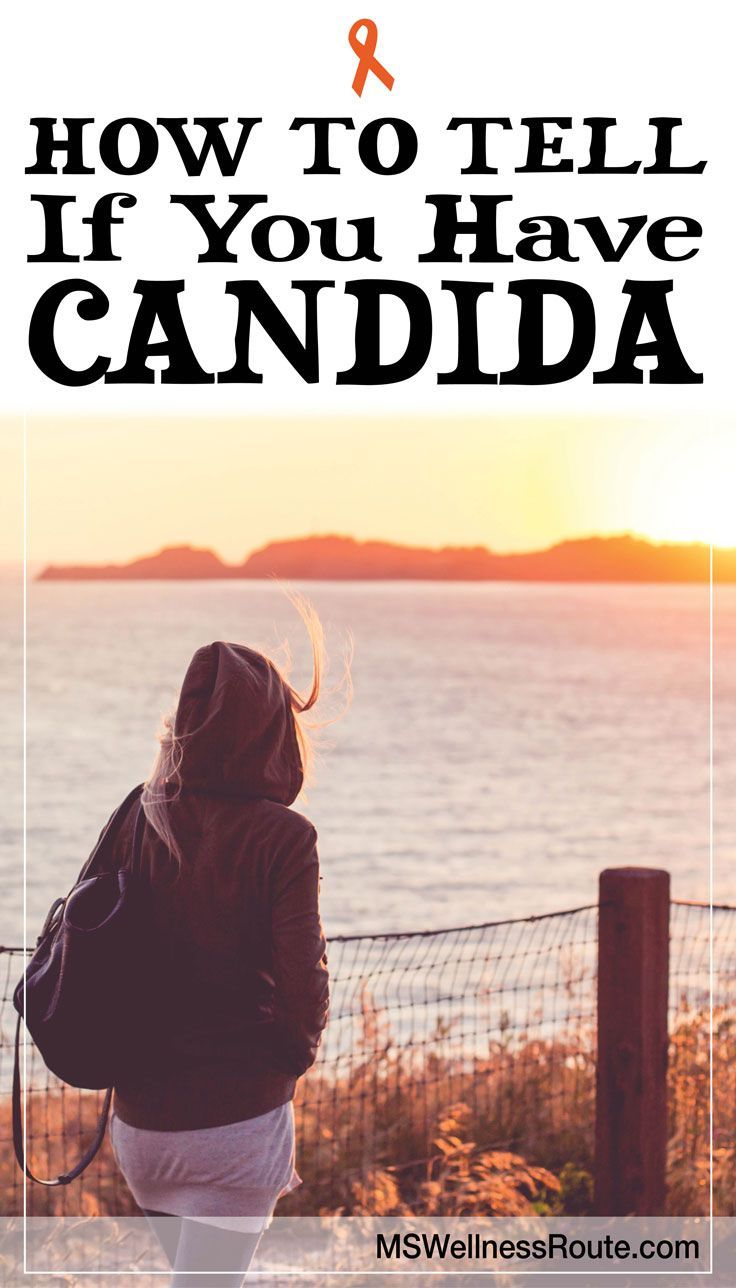 How to tell if you have candida candida overgrowth
