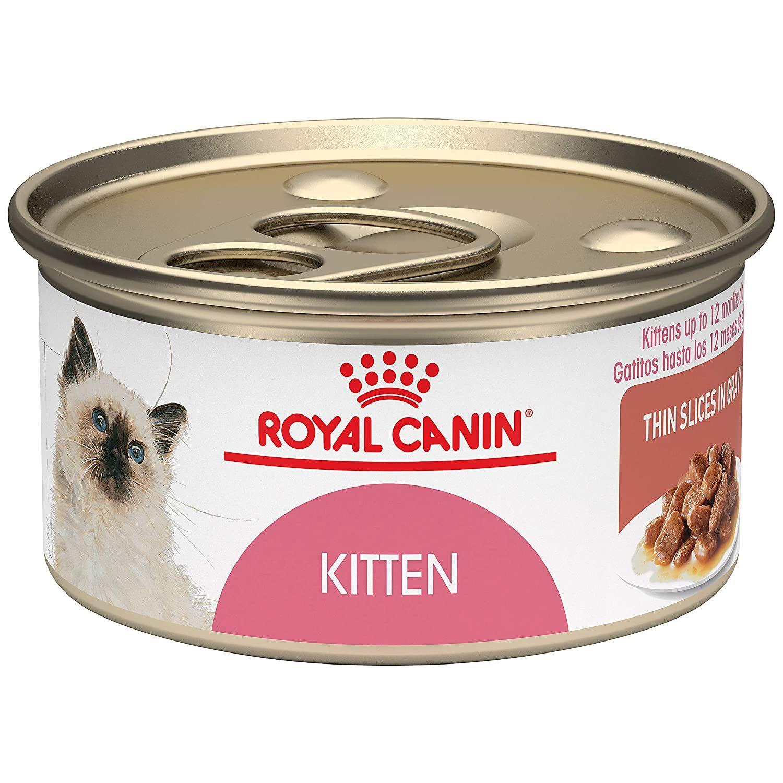 Royal Canin Feline Health Nutrition Kitten Canned Cat Food 3
