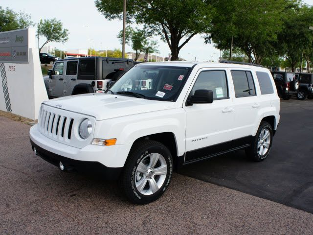 2012 Jeep Patriot Sport At Tempe Dodge Chrysler Jeep In The Tempe Autoplex!