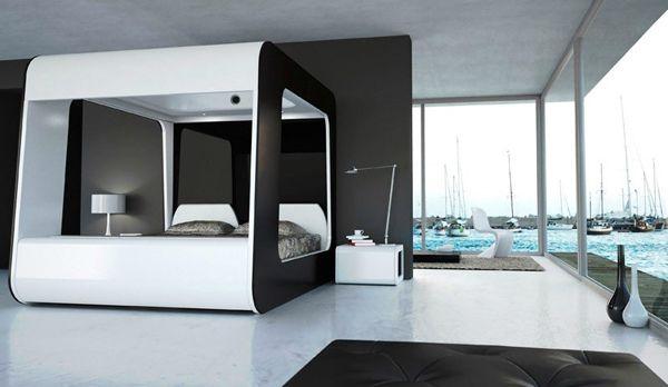 Hi Tech Luxury Bed