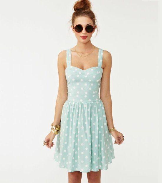 Vestidos casuales bonitos y sencillos