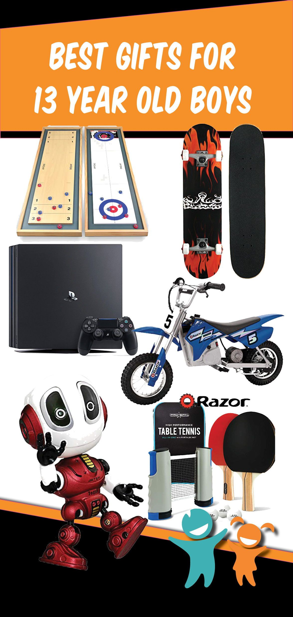 Cool 13 Year Old Boy Toys & Gifts   Pigtail Pals in 2020 ...