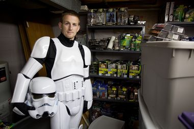 The (Flint) empire strikes back: Local 'Star Wars' fanatics go all out as bad guys